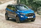 Тест-драйв Ford EcoSport: не все то золото, что середина