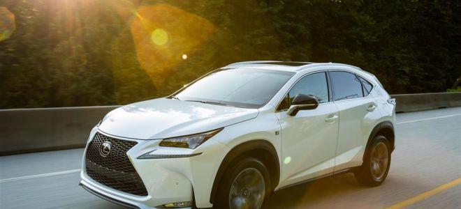 Отзывы Lexus NX