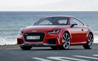Audi TT RS, второе поколение