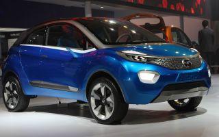 Индийский Tata Nexon конкурент Ford EcoSport