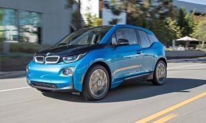 BMW i3 электромобиль от известной марки