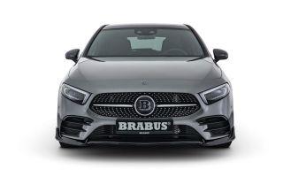 Брабус Мерседес A250 – прокачка Mercedes класса А специалистами бюро Brabus