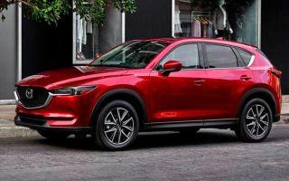 Mazda CX-8 фото, официальное видео новой Мазда