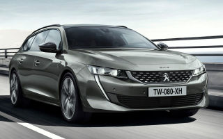 Peugeot 508 SW: обзор характеристик нового универсала Peugeot 508 2019 с фото