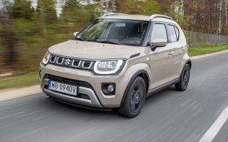 Suzuki Ignis 1.2 Hybrid CVT Premium после фейслифтинга