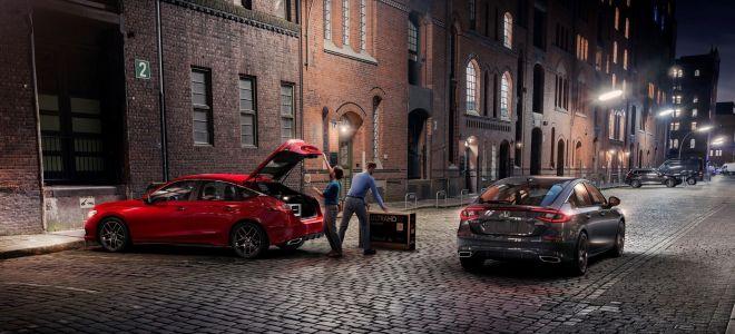 Новый Honda Civic Hatchack стал добрее