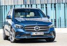 Mercedes B класса — новый компактвэн от немецкого автопроизводителя