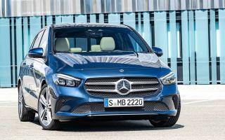 Mercedes B класса – новый компактвэн от немецкого автопроизводителя