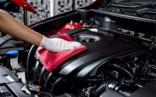Правильный уход за двигателем автомобиля