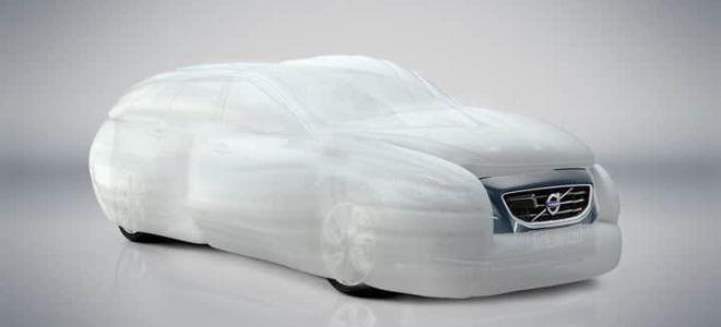 Будет еще безопаснее — внешние подушки безопасности