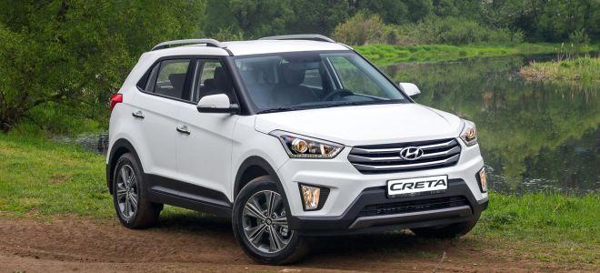 Отзывы Hyundai Creta