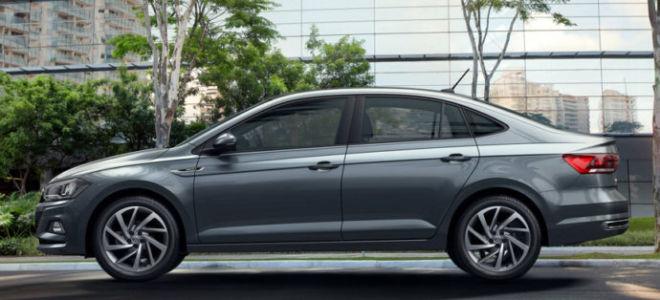 Авто Volkswagen Virtus обзор, характеристики нового Фольксваген