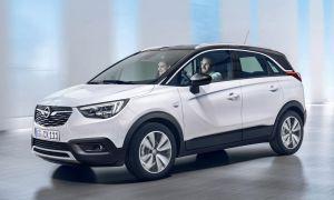 Opel Crossland X обзор популярного кроссовера Опель