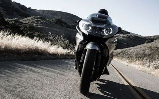 Мотоцикл БМВ 101 концепт