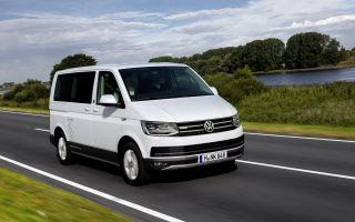 Volkswagen Multivan 2017 тест драйв нового Мультивена