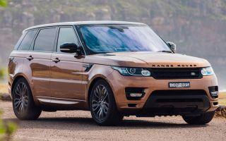 Отзывы Range Rover Sport