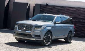 Lincoln Navigator 2017 года получил версию Long
