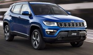 Новый Jeep Compass в России начали продавать летом 2017