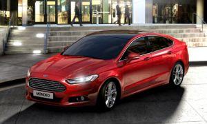 Отзывы Ford Mondeo