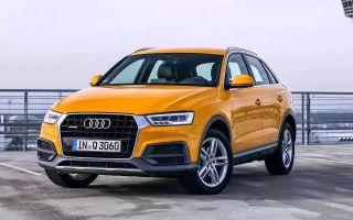 Отзывы Audi Q3