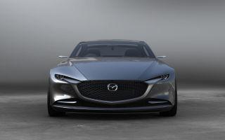 Mazda Vision Coupe – достойный ответ ведущим производителям электрокаров от японской компании