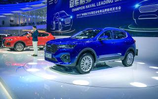 Китайский Хавал анонсировал новый Haval H4s