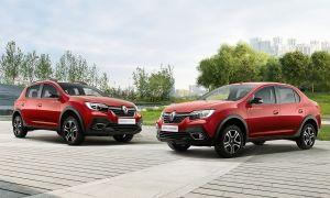 Renault Logan Stepway и Sandero Stepway 2018 – старт продаж и цены в России