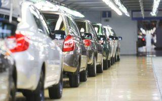 Самые востребованные автомобили в России