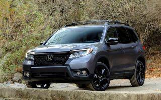 Хонда Паспорт – новое авто от японского производителя Honda