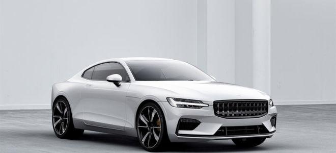 Купе Polestar 1 — электромобиль от Volvo