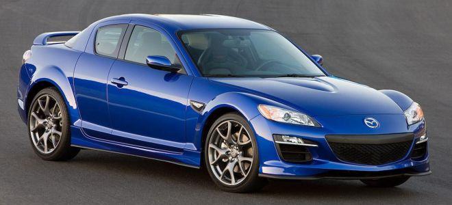 Отзывы Mazda RX-8