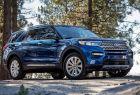 Ford Explorer 2019 модельного года — 6 поколение