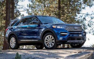 Ford Explorer 2019 модельного года – 6 поколение