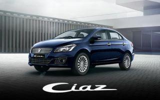 Что известно о новом поколении индийского седана Suzuki Ciaz 2019