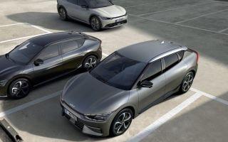 Kia EV6 — технологии на пути к комфорту и безопасности
