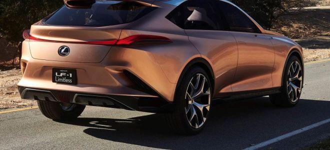 Lexus LQ — новый флагман марки: сравнится ли он с BMW X7?