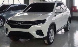 Новый кроссовер УАЗ 3170