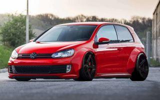 Тюнинг Volkswagen Golf VI: почему настолько популярен?