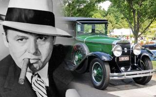 На чем ездил Аль Капоне? Это был настоящий бронированный Cadillac