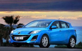 2018 Рейтинг: 6-7 летние автомобили — надежная Mazda 3