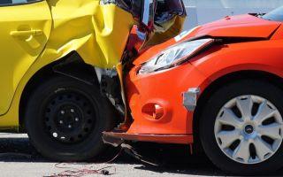 ДТП удар сзади — самое опасное для самых маленьких автомобилей