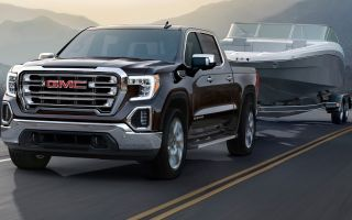 2019 GMC Sierra готов конкурировать с Ford F-150