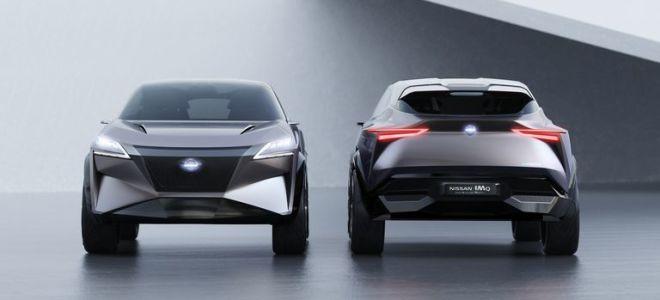 Концепция Nissan IMQ дразнит будущие технологии и потенциальные стили