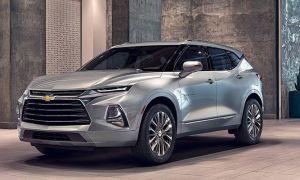 Chevrolet Blazer 2019, его подробное описание и технические характеристики модели