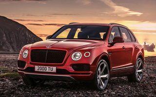 Bentley Bentayga V8 готов покорить мир