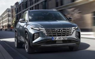 Hyundai Tucson 2021: новая модель будет версией PHEV