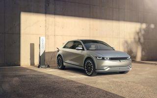 Новый электрический Hyundai Ioniq 5 взорвал систему