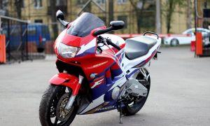 Honda CBR 600 F3 — обзор мотоцикла
