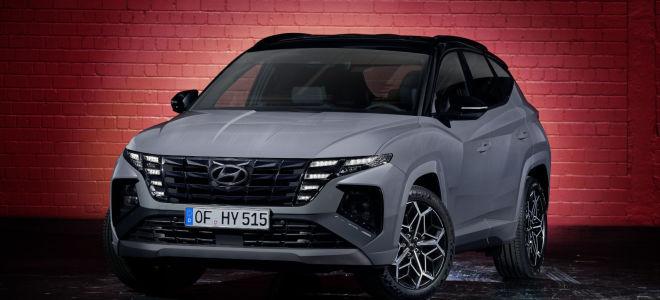 Hyundai Tucson N Line — новое воплощение спортивного внедорожника