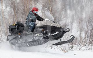 Как выбрать запчасти для снегохода «Рысь»